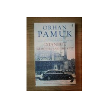 ISTANBUL , MEMORIES AND THE CITY de ORHAN PAMUK , 2005