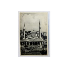 ISTANBUL - MOSQUEE DE SCUTARI , CARTE POSTALA ILUSTRATA