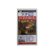 ISTANBUL - TOP 10 - GHDI TURISTIC VIZUAL , de MELISSA SHALES , 2014