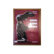 ISTORIA ARTELOR PLASTICE-ADRIANA BOTEZ-CRAINIC,VOL.1,BUC.2004