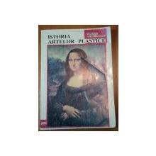 ISTORIA ARTELOR PLASTICE de ADRIANA BOTEZ CRAINIC , VOL. II: RENASTEREA. BAROC  1997