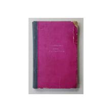 ISTORIA CONTIMPURANA DE LA ANNULU 1815 PINA IN ZILELE NOSTRE de P. I. CERNATESCU , 1871