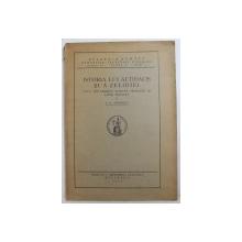 ISTORIA LUI ALTIDALIS SI A ZELIDIEI  - UNUL DIN PRIMELE ROMANE FRANCEZE IN LIMBA  NOASTRA de N. N. CONDEESCU , 1931