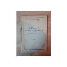 ISTORIA ORASULUI CALARASI de SAMARIAN GH. POMPEI,Bucuresti 1931