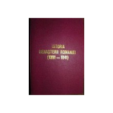 ISTORIA RENASTERII ROMANIEI   (1391-1841)