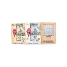 ISTORIA REVOLUTIEI FRANCEZE de THOMAS CARLYLE, VOL I-III  1946