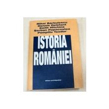 ISTORIA ROMANIEI de MIHAI BARBULESCU,  BUCURESTI 1998