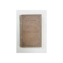 ISTORIA ROMANILOR DIN DACIA TRAIANA VOL. V-VI de A. D. XENOPOL , 1896