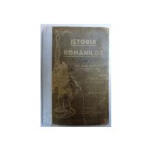 ISTORIA ROMANILOR - PENTRU SCOLI SI PUBLIC de TH. AVR. AGULETTI, 1912