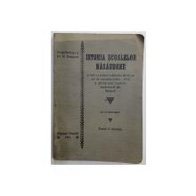 Istoria Scoalelor Nasaudene de Virgil Sotropa  si Dr. N. Draganu - Nasaud, 1913