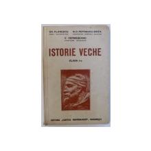 ISTORIE  - CLASA  I - A de GR. FLORESCU...V. VERMESEANU , 1937