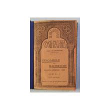 ISVOARELE DE ELECTRICITATE - APLICATIUNILE LOR - PARTEA I de CONST. GH. BRADETEANU, 1924