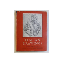 ITALIAN DRAWINGS , RAPHAEL AND HIS CIRCLE by PHILIP POUNCEY and J. A. GERE , 1962