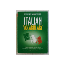 ITALIAN VOCABULARY , 2001