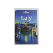 ITALY , THE LONELY PLANET GUIDE by PAULA HARDY ...NICOLA WILLIAMS , 2012