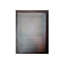 IZVOARE ALE MUZICII ROMANESTI VOL. III , MANUSCRISUL NR. 56 / 544 / 5761 DE LA MANASTIREA PUTNA de GHEORGHE CIOBANU , MARIN IONESCU , TITUS MISESCU , Bucuresti 1980