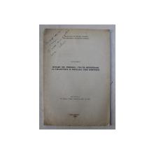 IZVOARE DIN PERIOADA 1750 - 1790 REFERITOARE LA LOCALITATILE SI POPULATIA TARII ROMANESTI de LOUIS ROMAN , 1969 , DEDICATIE *