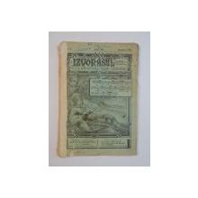 ''IZVORASUL'', NR. 1, ANUL XIV, IANUARIE 1935