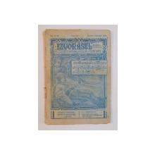''IZVORASUL'', NR. 11-12. ANUL XIII, NOV-DEC 1934