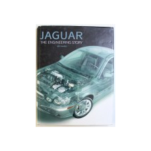 JAGUAR THE ENGINEERING STORY by JEFF DANIELS , 2004