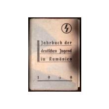 JAHRBUCH DER DEUTHFCHEN  JUGEND IN RUMANIEN  1939