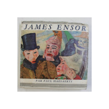 JAMES ENSOR by PAUL HAESAERTS , 1957