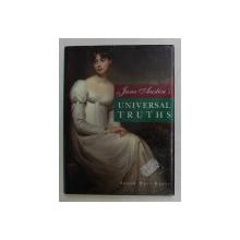 JANE AUSTEN ' S  UNIVERSAL TRUTHS by SUSAN HART  - BYERS , 1997