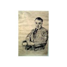 Jean Alexandru Steriadi (1880-1956), Portret de barbat