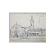 Jean Lefort (1875-1954) - Eglise de Vellevue