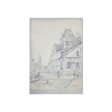 Jean Lefort (1875-1954) - Etampes - Notre Dame