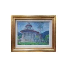 Jean Nitescu (1897-1957), Manastirea Sucevita