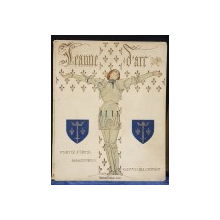 JEANNE D'ARC by FRANTZ FUNCK-BRENTANO and O.D.V. GUILLONNET - PARIS, 1929