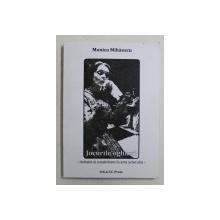 JOCURILE OGLINZII  - IMITATIE SI CREATIVITATE IN ARTA ACTORULUI de MONICA MIHAESCU , 2009