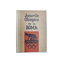 JOCURILE OLIMPICE DE LA ROMA de RADU URZICEANU si TUDOR VORNICU , 1962