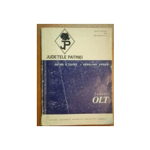 JUDETELE PATRIEI:JUDETUL OLT-PETRE V. COTET , VESELINA URUCU  1975