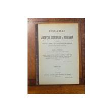 JUDETUL COVURLUI SI ROMANIA PENTRU DIVIZIA II , ANUL I SI II A SCOALELOR RURALE de IOAN I. PRALEA , Galati 1914 - 1915