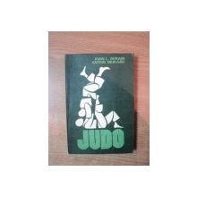 JUDO de IOAN L. AVRAM, ANTON MURARU, EDITIA A II-A REVAZUTA SI COMPLETATA  1977
