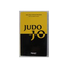 JUDO de J a O par GILLES HAYS , VINCENT ROCHEREAU , 2013