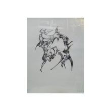 Jules Perahim, Compozitie Suprarealista 26/50