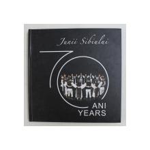 JUNII SIBIULUI LA 70 DE ANI de SILVIA MACREA  , 2014 , LIPSA CD *