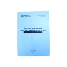JURASICUL SI CRETACICUL DIN DOBROGEA CENTRALA SI DE SUD ( PALEONTOLOGIE SI STRATIGRAFIE) de OVIDIU DRAGASTAN ...IOANA PANA , 1998 , DEDICATIE*