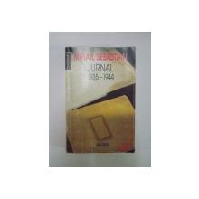 JURNAL 1935-1944 de MIHAIL SEBASTIAN , 1996