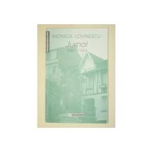 JURNAL 1981-1984 - MONICA LOVINESCU  2002