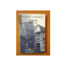 JURNAL 1990 - 1993 de MONICA LOVINESCU