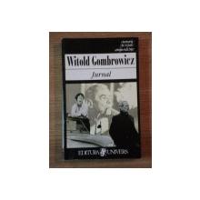 JURNAL de WITOLD GOMBROWICZ  1998