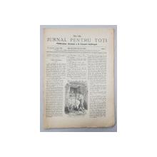 JURNAL PENTRU TOTI , PUBLICATIUNE ILUSTRATA A D. EMANUEL ARGHIROPOL , ANUL I , NO.13 , 20 AUGUST / 1 SEPT.   1868