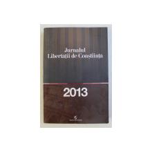JURNALUL LIBERTATII DE CONSTIINTA de NELU BURCEA si THOMAS SCHIRRMACHER , 2013