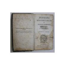 JUSTINI HISTORIARUM EX TROGO POMPEIO , LIBRI XLIV , AD USUM LYCAEORUM , 1828