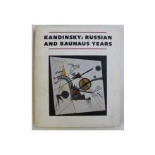 KANDINSKY , RUSSIAN AND BAUHAUS YEARS ( 1915 - 1933 ) , 1983