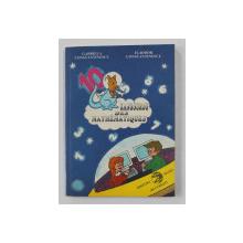 KANGOUROU DES MATHEMATIQUES par GABRIELA CONSTANTINESCU et ELIODOR CONSTANTINESCU , 1996